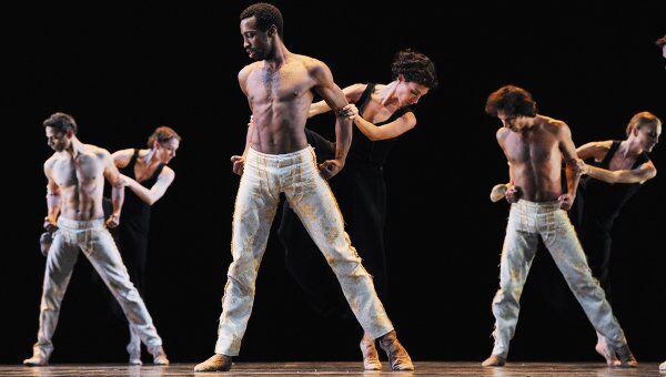 Показ одноактных балетов Gnawa, Arcangelo, Flockwork в Москве