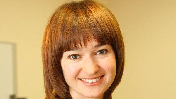 Член правления ВТБ Екатерина Петелина