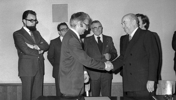 Советский дипломат  Владимир Ерофеев