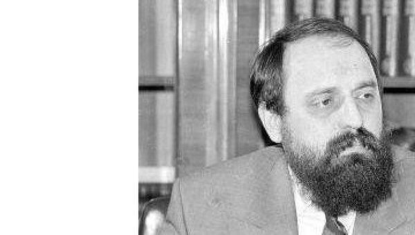 Бывший президент самопровозглашенной Республики Сербская Краина Горан Хаджич