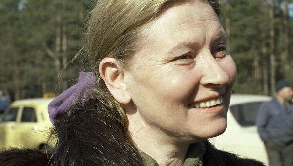 Людмила Зайцева. Архивное фото