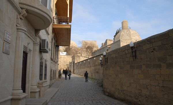 Старый город Баку. Архивное фото
