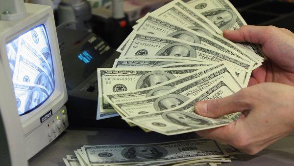 Курс доллара продолжает снижаться как на международных рынках, так и на ММВ