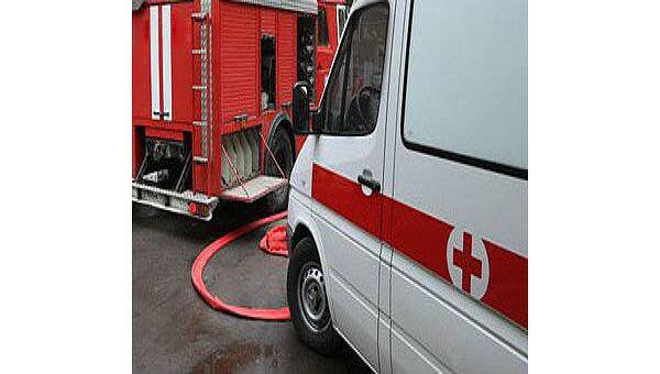 Пять человек погибли при пожаре в Пермском крае