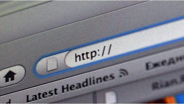 Интернет, архивное фото