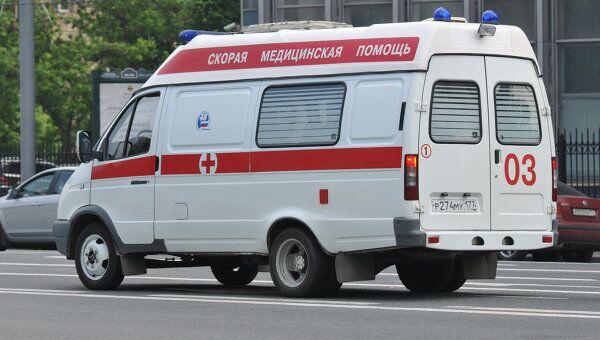 Один из пострадавших при пожаре на нефтестанции в Югре доставлен в Москву