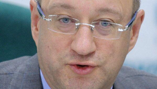 Пресс-конференция Александра Бабакова