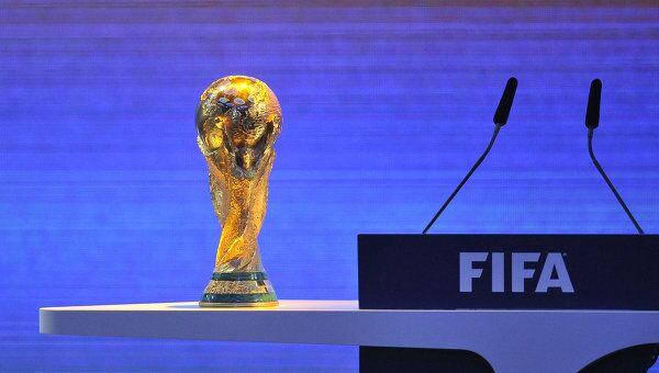 ФИФА. Архивное фото