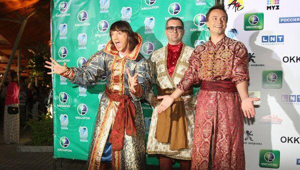 Международный конкурс Новая Волна - 2011