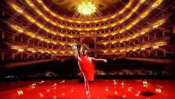 Балет в Большом театре