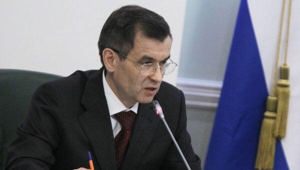 Глава МВД РФ Рашид Нургалиев. Архив