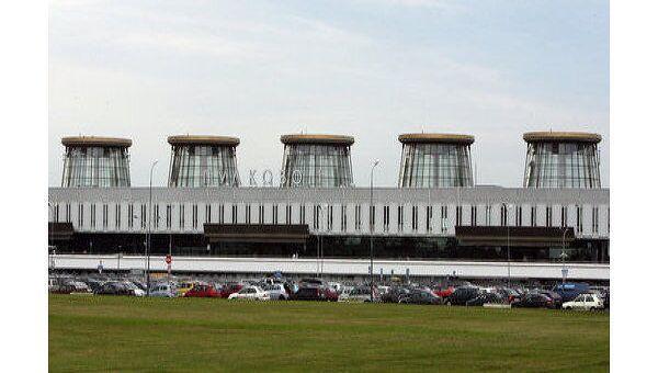 Аэропорт Пулково. Архив