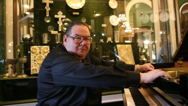 Николай Петров на VII Международном фестивале Кремль музыкальный