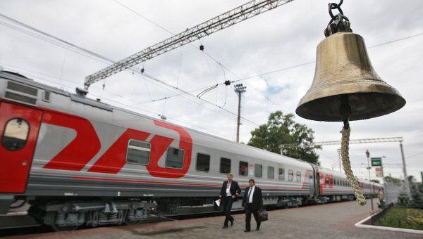 РЖД надеются в 2012 году получить от продажи акций дочек 44 млрд руб