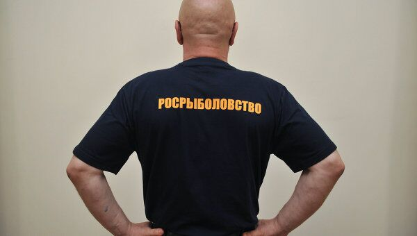 Форменная одежда для должных лиц Федерального агентства по рыболовству. Архивное фото