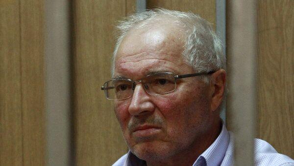 Арест генерального директора обанкротившейся авиакомпании Континент Владимира Красильникова