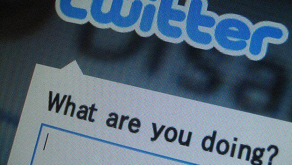 Сервис Twitter