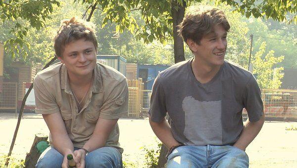 Кадр из фильма Бездельники