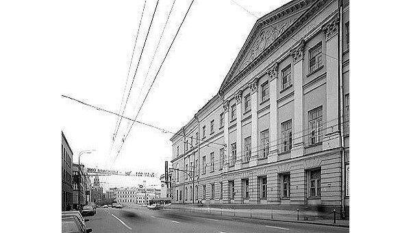 Государственный научно-исследовательский  музей архитектуры им. А.В. Щусева