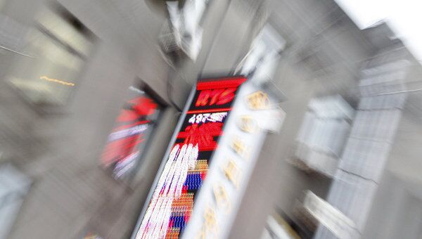 Фондовый рынок ушел в минус после выхода слабой статистики в США
