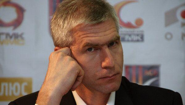 Президент Российского студенческого спортивного союза (РССС) Олег Матыцин. Архивное фото
