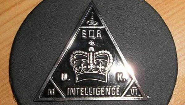 Эмблема британской разведки МИ-6