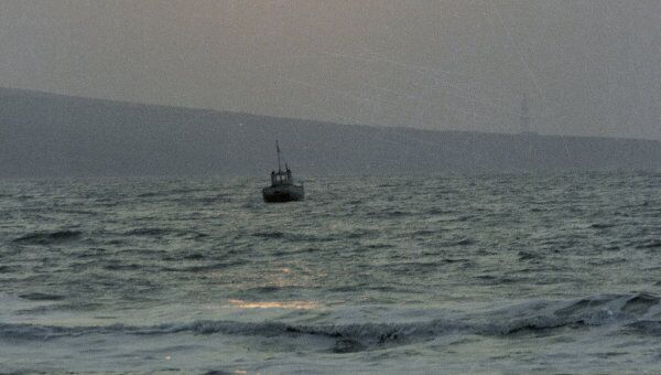 В море. Архив