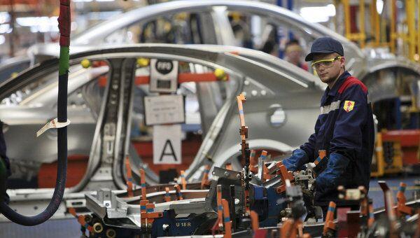 Начало производства малогабаритных автомобилей Opel Astra. Архив