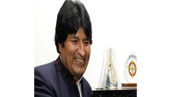 Президент Боливии Эво Моралес, по данным экзит-поллов, победил на выборах