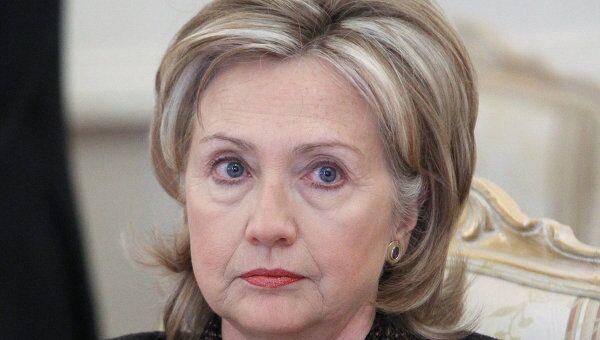 Хилари Клинтон. Архив