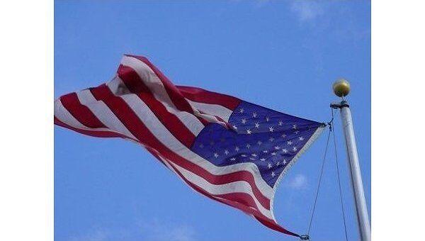 Флаг США. Архив