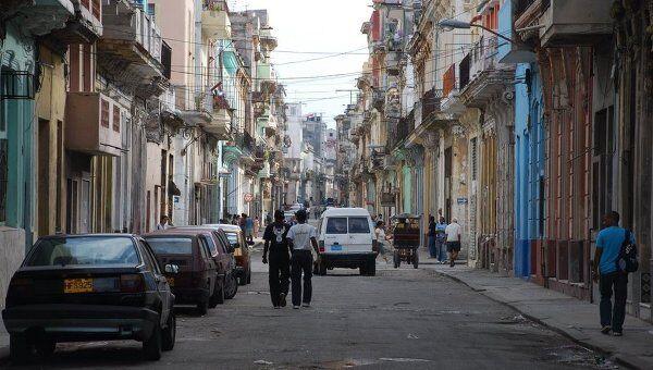 Куба, Гавана. Архивное фото
