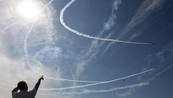 Десятый международный авиасалон МАКС-2011. День четвертый