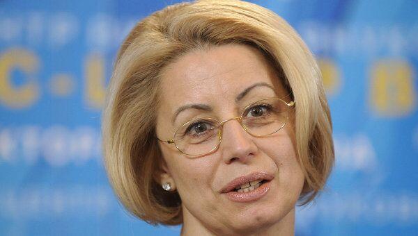 Заместитель главы администрации Анна президента Украины Анна Герман. Архив