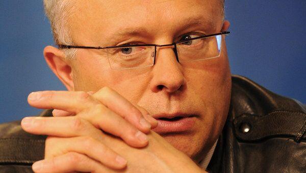 Глава Национальной резервной корпорации Александр Лебедев. Архив