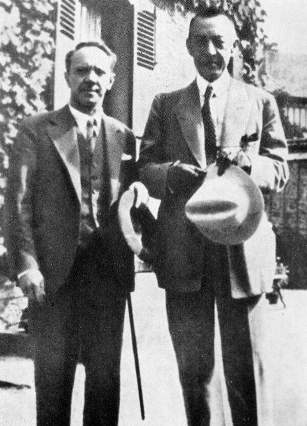Чехов и Рахманинов во Франции
