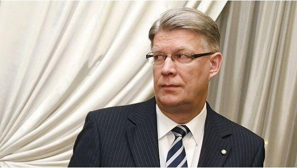 Президент Латвии встретится с участниками палаточного протеста