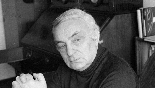 Кинорежиссер Иосиф Хейфиц. Архив