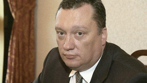 Председатель Законодательного собрания Санкт-Петербурга Вадим Тюльпанов. Архив