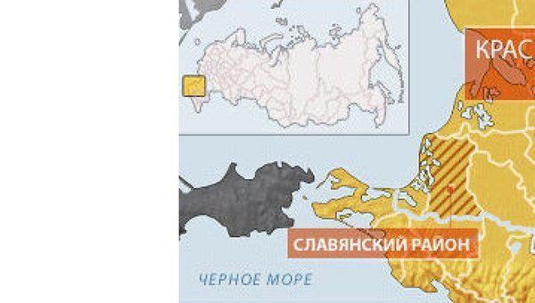 Ан-2 разбился в Краснодарском крае