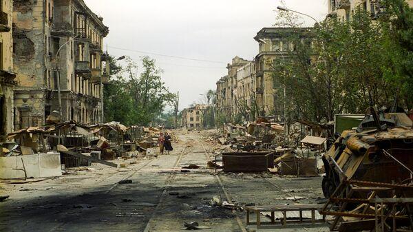 Боевые действия в Чечне 1996 года