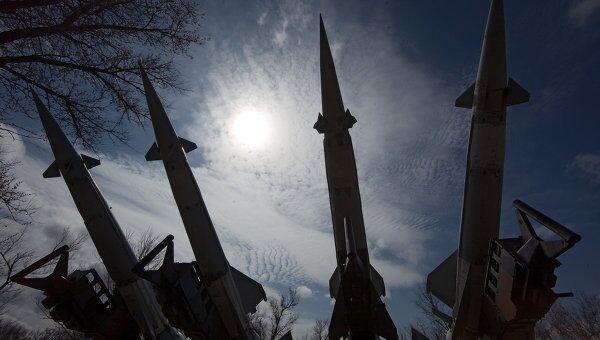 Москва будет прикрыта четырехсекторным зонтиком ПВО до 2016 года