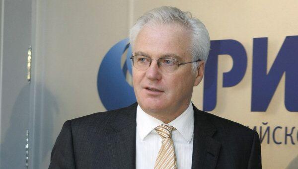 Постоянный представителя России при ООН Виталий Чуркин
