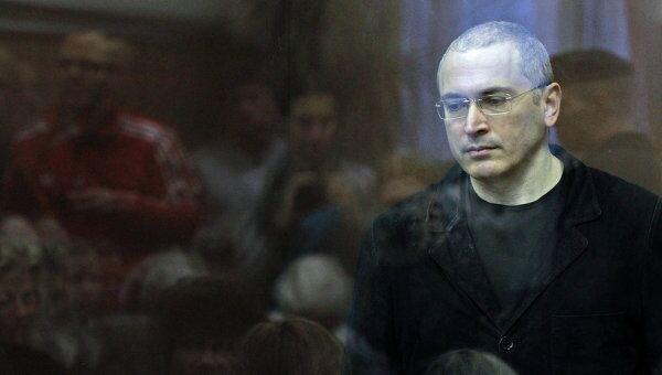 Оглашение приговора Михаилу Ходорковскому и Платону Лебедеву. Архив