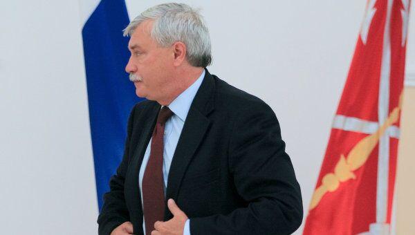 Георгий Полтавченко . Архив