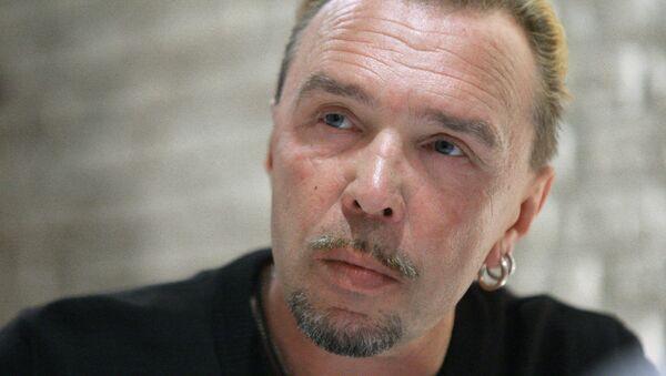 Гарик Сукачев. Архивное фото