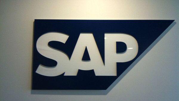 Логотип SAP AG