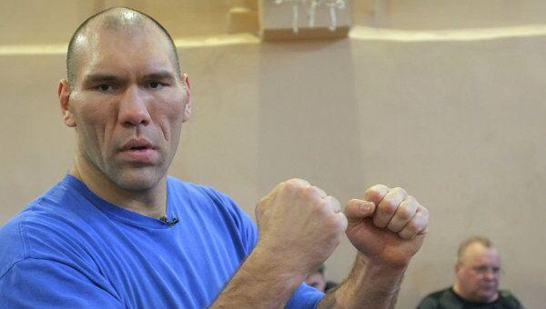Наставник Хэя знает, как победить Валуева в бое за чемпионский пояс