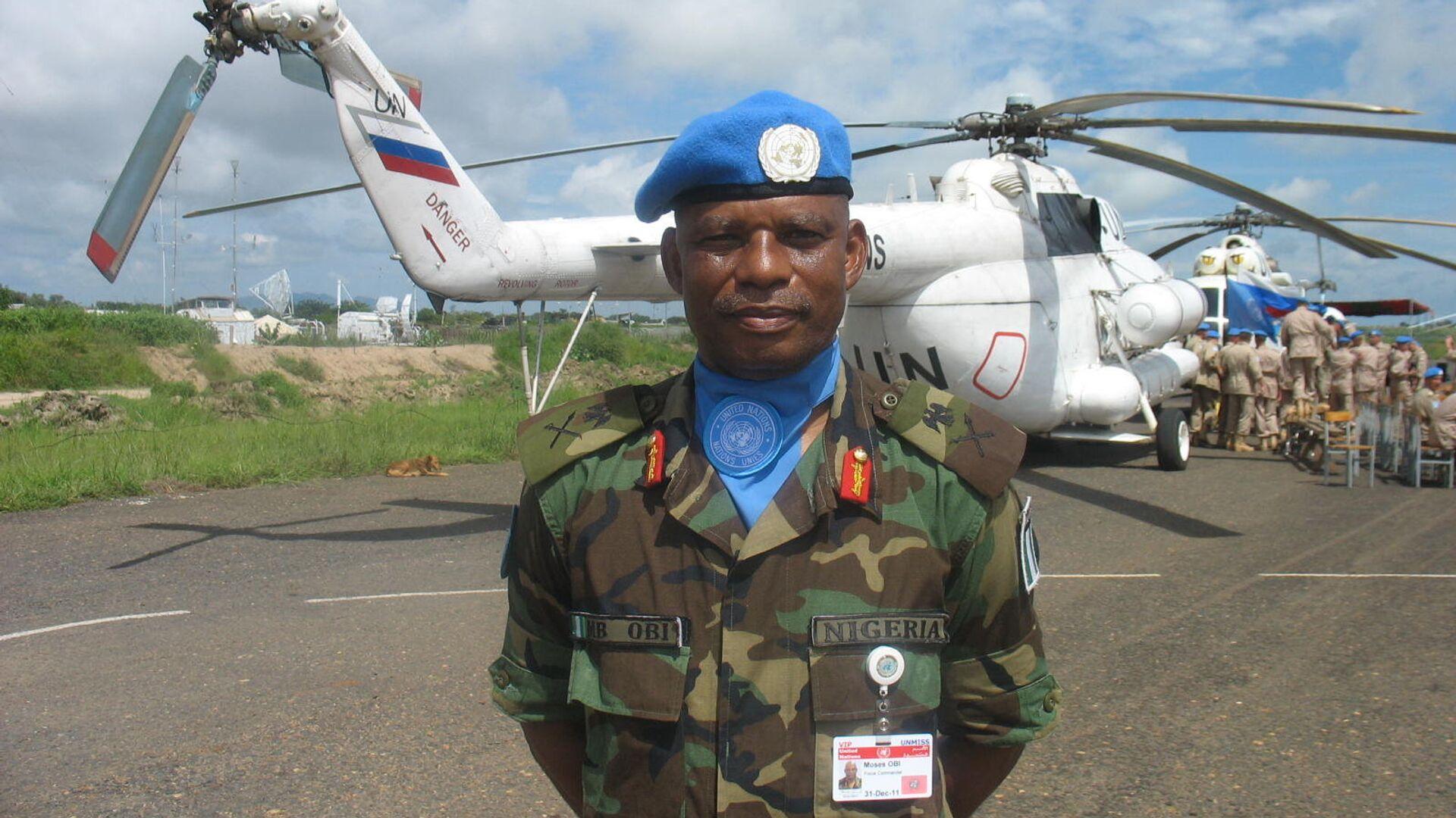 ООН перебросит миротворцев из Южного Судана в ЦАР