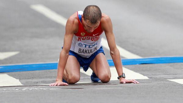 Сергей Бакулин. Архивное фото